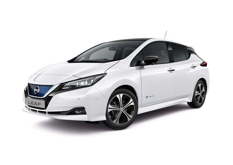 Nissan Leaf Car Insurance