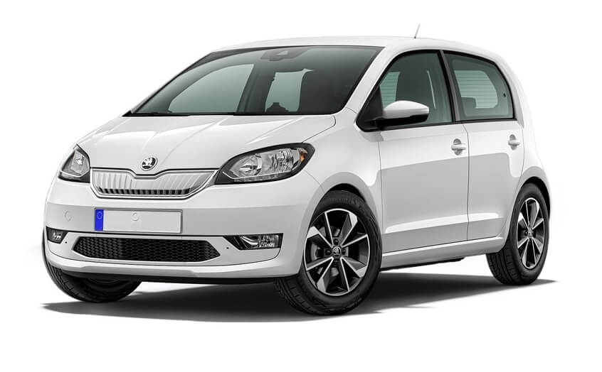 Skoda CITIGOe iV Car Insurance
