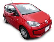 Volkswagen e-Up! Car Insurance